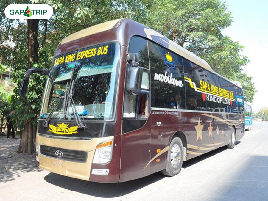 Xe Sapa King Express Bus