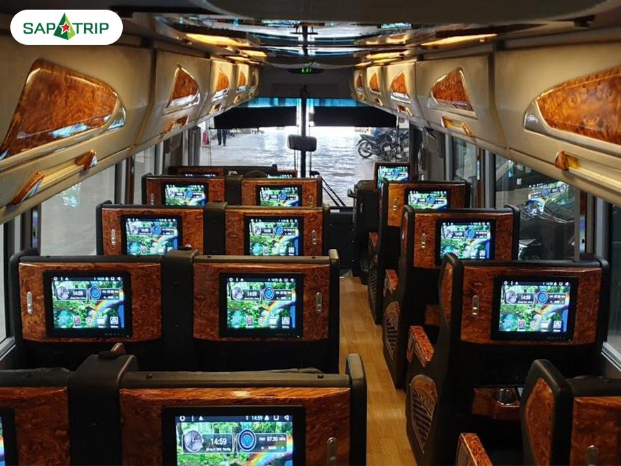 Nhà Xe Pumpkin Limousine