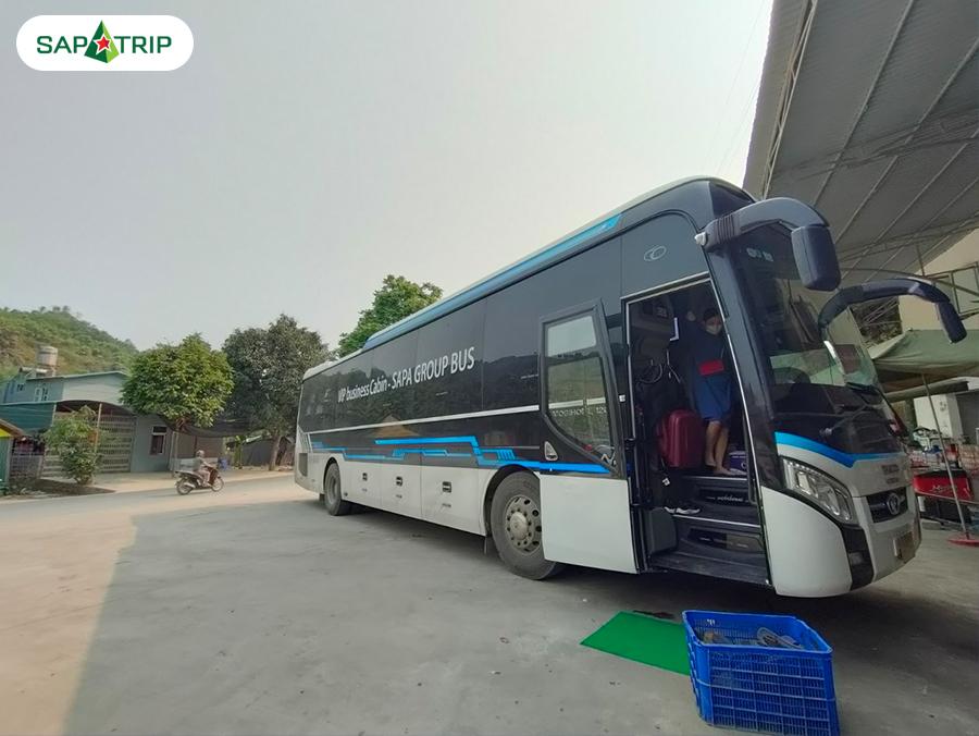 Nhà xe Group Bus