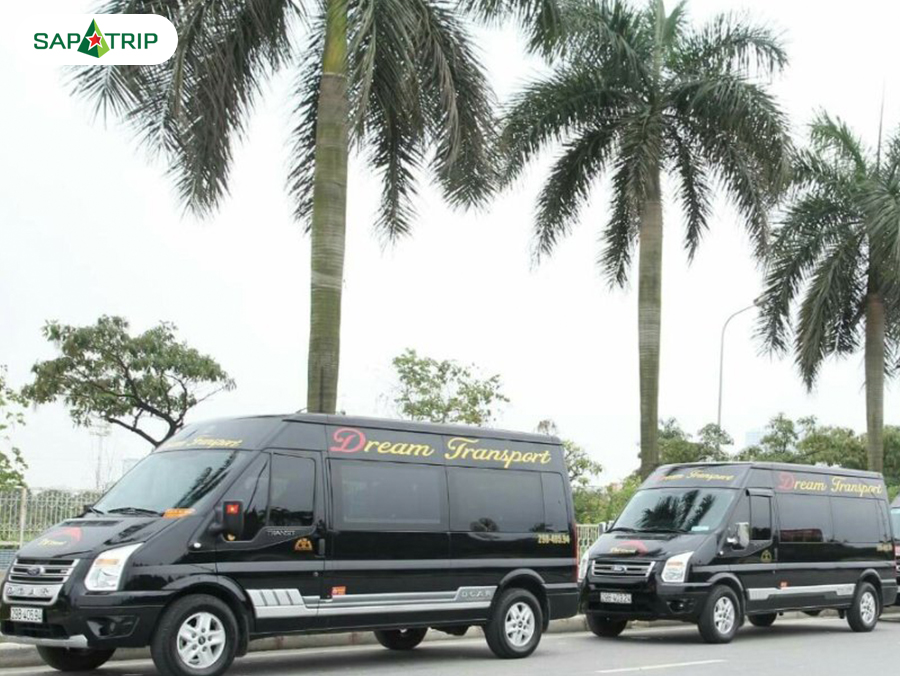 Nhà xe đi SaPa Dream Transport Limousine