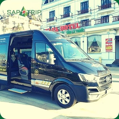 Đức Minh Limousine | Nội Bài – Sapa | Xe Limousine 9 Chỗ
