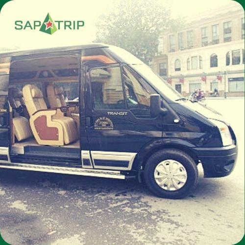 Luxury Van Limousine