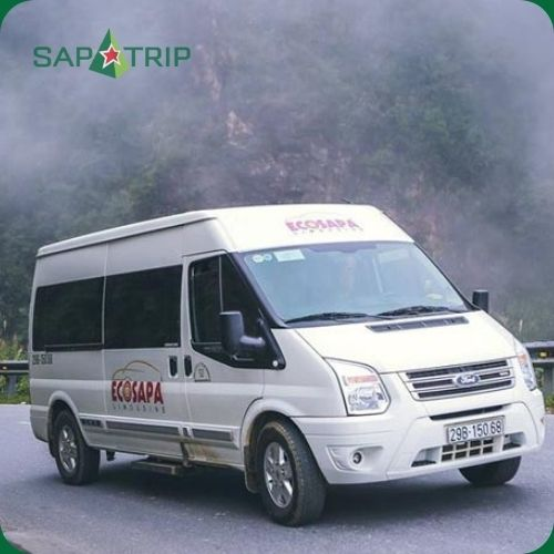 Eco Sapa Limousine | Nội Bài – Sapa | Limousine 9 Chỗ