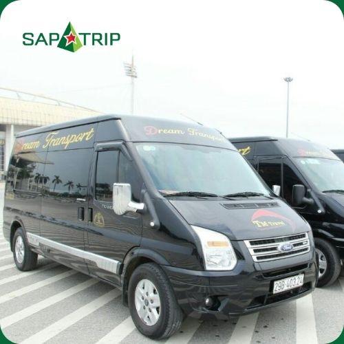 Dream Transport Limousine | Nội Bài – Sapa | Limousine 9 Chỗ