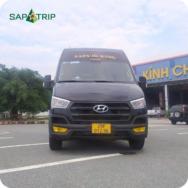 Nhà xe Sapa King Limousine Hà Nội - Sapa