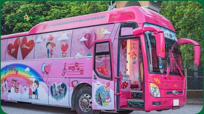 Xe Cabin đôi tình yêu - Interbus Line