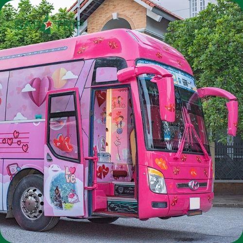 Interbus Line | Nội Bài – Sapa | Xe Cabin Đôi Tình Yêu