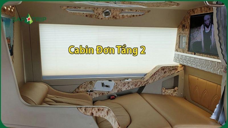 Xe cabin đôi Sao Việt Hà Nội - Nội Bài - Sapa