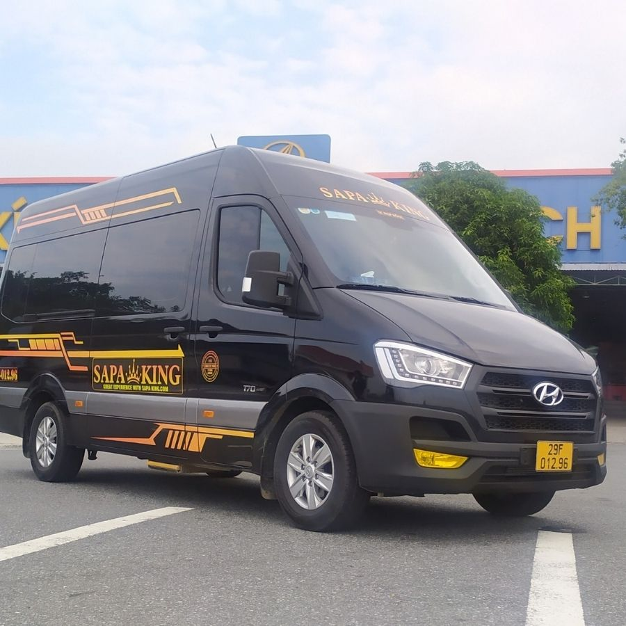 [Review] Từ A – Z nhà xe Sapa King Limousine đi Sapa từ Hà Nội