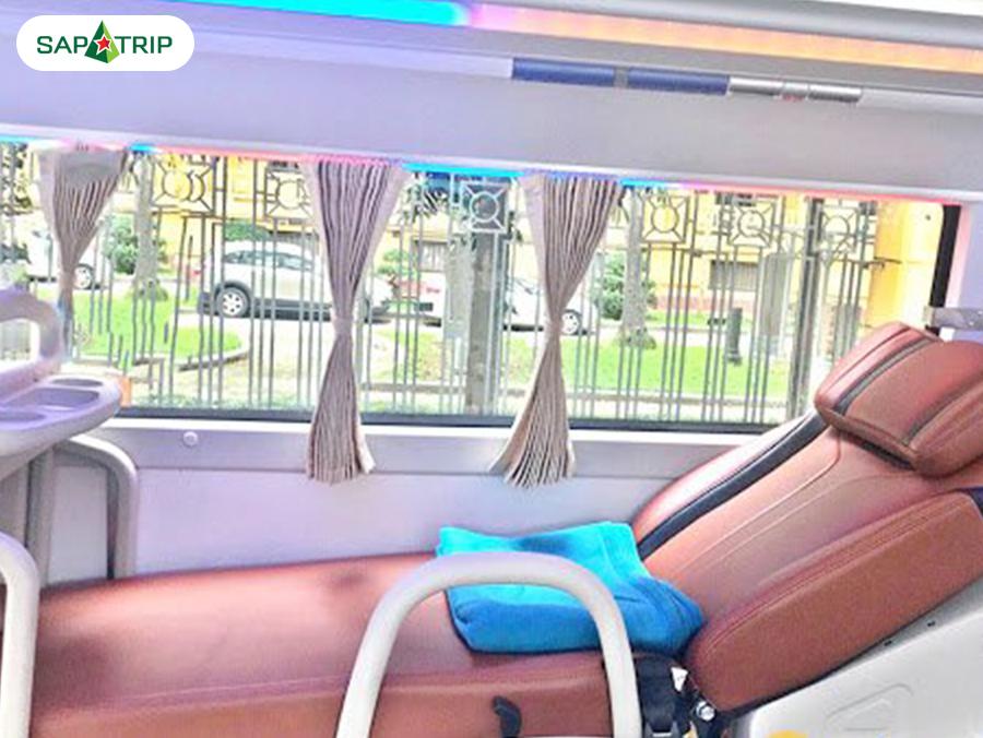 Nhà xe Fansipan Express Bus