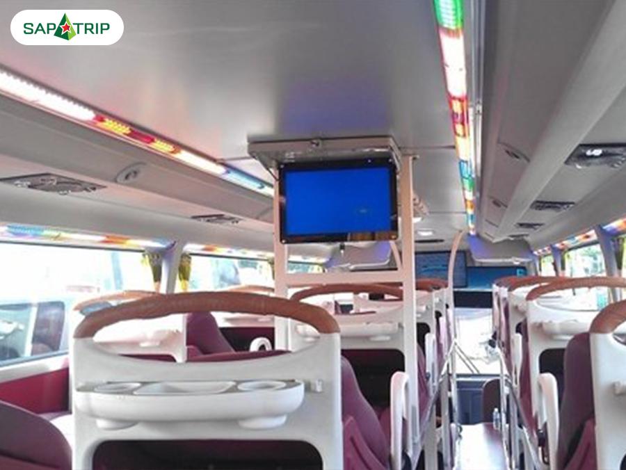 [Review] Từ A – Z nhà xe Inter Bus Line đi Sapa từ Hà Nội