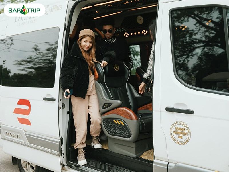 Tại sao nên chọn xe limousine đi Sapa từ Hà Nội?