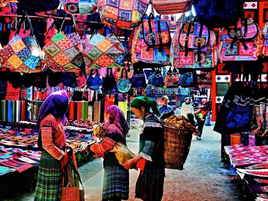 Chợ Đêm Sapa