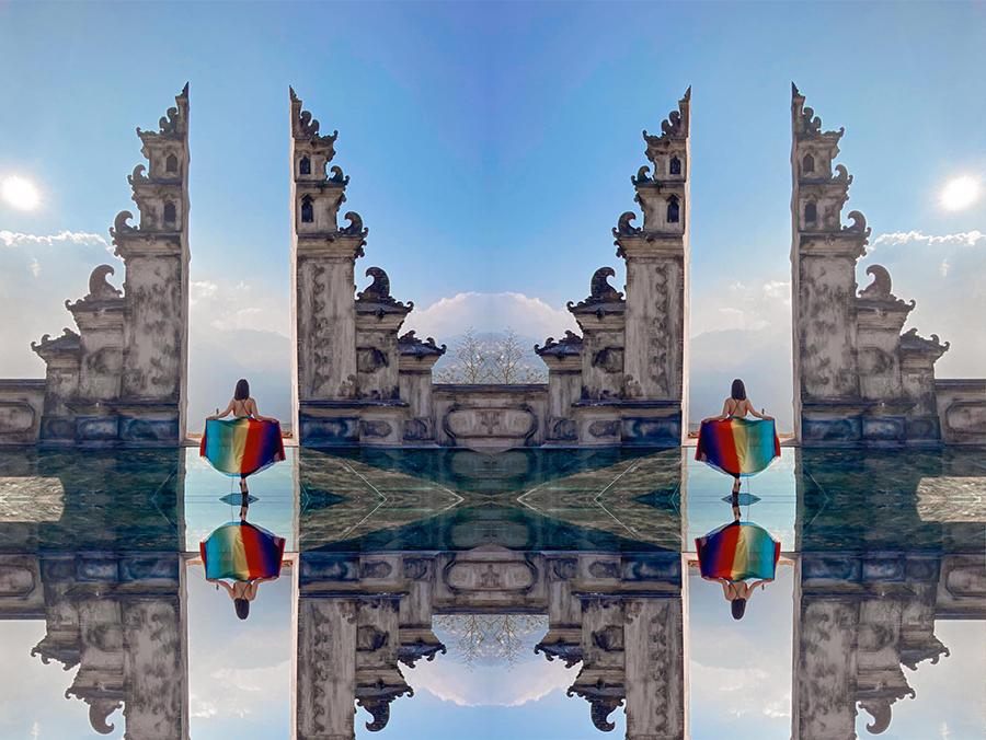 Cổng trời Ô Quy Hồ