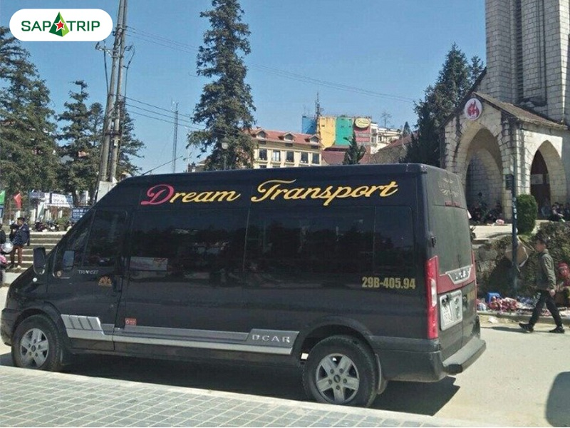 Nhà xe Dream Transport Limousine