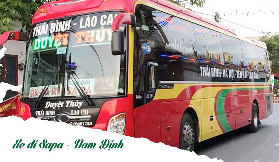Top 2 nhà xe đi Sapa Nam Định uy tín, chất lượng nhất cho team mê du lịch