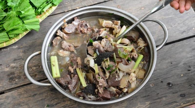 Thắng cố - Đặc sản ẩm thực Sapa