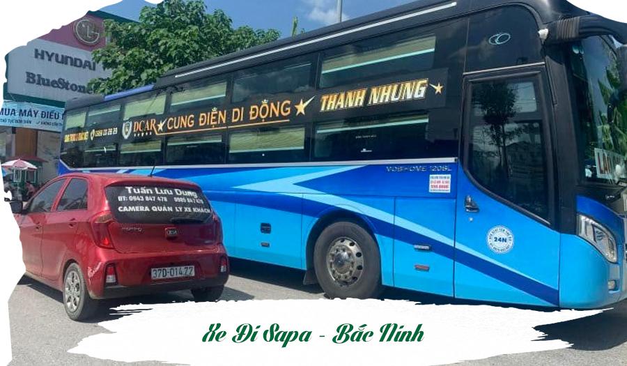 2 nhà xe đi Sapa Bắc Ninh uy tín, chất lượng dành cho khách du lịch