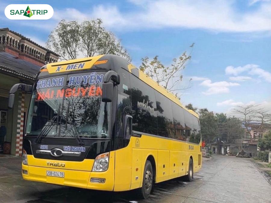 xe đi Sapa Tuyên Quang